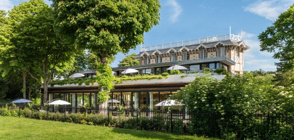 Pavillon Royal Maison De Receptions Paris 16eme